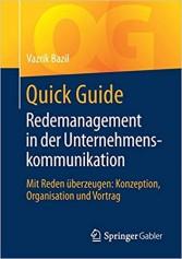 Quick Guid Redemanagement in der Unternehmenskommunikation