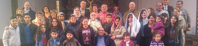 Արևելյան Բեռլինում Հայկական Սբ. պատարագների կազմակերպում