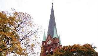 Hl. Messe am Sonntag, den 01.11.2020 ab 15.00 Uhr in der Erlöserkirche unter Einhaltung von Hygiene- und Abstandsregeln