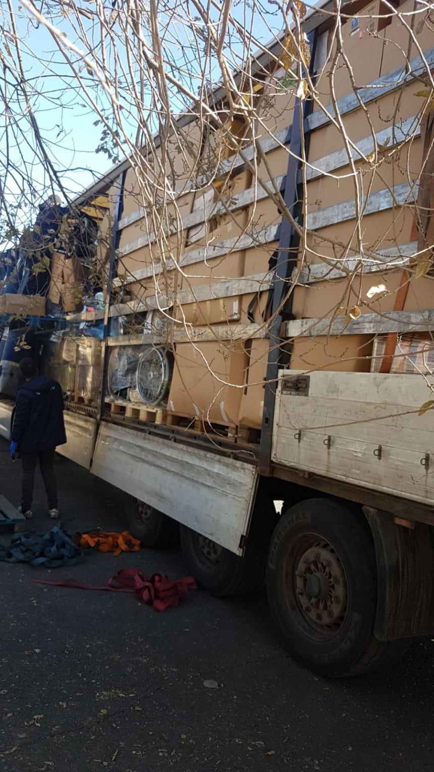 Հայաստանին և Արցախին ցուցաբերվող մարդասիրական օգնության առաջին փուլի ավարտ