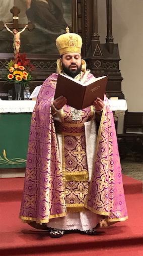Hl. Messe am Sonntag, den 07.04.2019 ab 15.00 Uhr in der Erlöserkirche und im Anschluss- Matagh-Fest